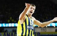 Euroleague 3. Maçlarda Gecenin Smacı Fenerbahçeli Jan Vesely'den!