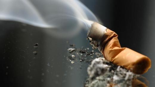 benzin istasyonunda sigara içmek