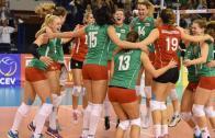 Macarların Muhteşem Bayan Voleybol Takımı