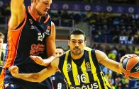 Fenerbahçe Doğuş 5. Maçlarda Valencia Basket'i 79 – 66 ile Geçti
