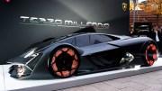 Lamborghini Terzo Millennio: Geleceğin Süper Araba Tasarımı!