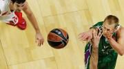 EuroLeague'de Gecenin En Çekişmeli Maçında Gülen Zalgiris Kaunas Oldu