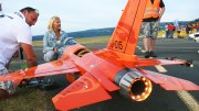 Model Jetten 727 Km'lik Dünya Hız Rekoru