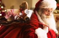 Noel Baba Bu Yılbaşı Bisikletli