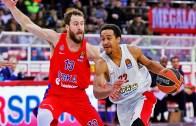 EuroLeague'de Dev Maç: Olympiakos: 88 – 86 :CSKA Moskova