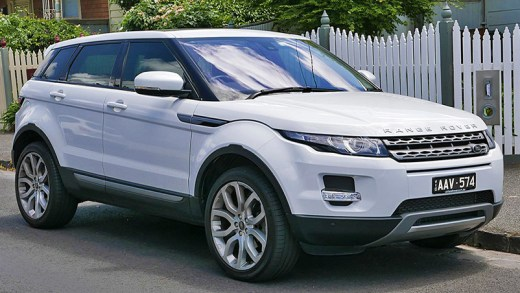 Range Rover Evoque reklamı izle