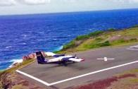 Dünyanın En Kısa Uçak Pisti!
