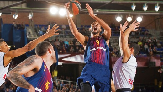 Barcelona Lassa - Brose Bamberg EuroLeague Basketbol özet