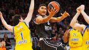 EuroLeague 16. Maçlarda Khimki Moskova Deplasmanda Galip