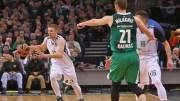 EuroLeague 17. Maçlar Zalgiris Kaunas: 79 – 77 :Unicaja Malaga