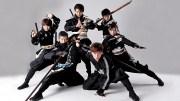 Çılgın Ninja Hareketleri
