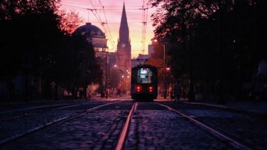 tramvay kazaları