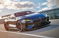 Yeni Bir Yarış Makinesi Doğuyor: BMW M8 GTE