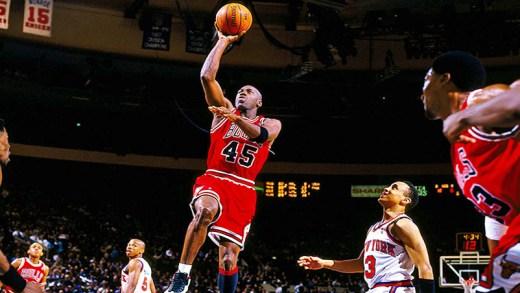 Michael Jordan ve smaçları