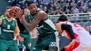 EuroLeague 22. Randevularda Panathinaikos'tan Kritik Galibiyet