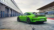 2018 Porsche 911 GT3 RS Kar Performansı