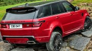 Range Rover Sport: Ejderhanın Kalbine Yolculuk