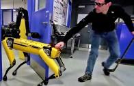 Boston Dynamics İmkansızı Başarmak Üzere