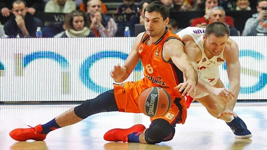 Valencia Basket - CSKA Moskova EuroLeague maç özeti