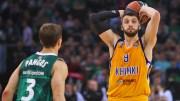 EuroLeague 22. Randevular Zalgiris Kaunas: 74 – 84 :Khimki Moskova