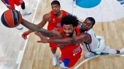 EuroLeague 25. Randevular Top 10 Hareket