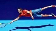 Gael Monfils'den Etkileyici Tenis Performansı