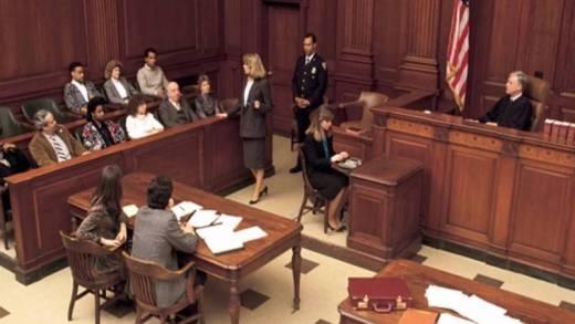 mahkemede şahide saldırı