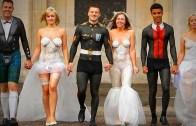 Düğünlerde Organizasyona Dahil Edilmeyen Komik Anlar