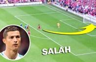 Liverpool'un yıldızı Mohamed Salah'tan 10 Unutulmaz Gol