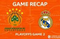Real Madrid Dengeledi – Panathinaikos – Real Madrid
