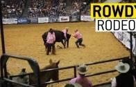 Rodeo Tutkusu: Boğa ile Başa Çıkmak Zordur