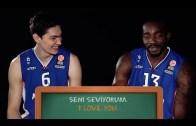 Cedi Osman Türkçe Öğretiyor