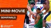 Euroleague Final Four İlk Maçlar Kısa Filmi