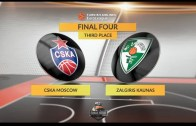 Euroleague Final Four Yarı Final Maçları