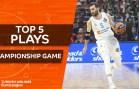 Fenerbahçe – Real Madrid En iyi 5 Hareket