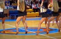 Gösterileriyle Nefes Kesen Rus Ponpon Kızlar