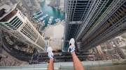 İzleyende Adrenalini Yükselten En Tehlikeli Atlayışlar