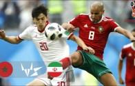 Cüneyt Çakır Yönetiminde İran-Fas Maçı