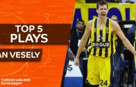 Jan Vesely En iyi 5 Hareket