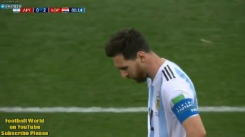 Modriç'in Arjantin'e Attığı Harika Gol