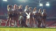 Playboy, Dünya Kupası İçin Rus Modellerden Takım Kurdu