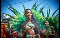 Rengarenk Görüntüleriyle Jamaika Festivali