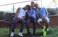 Yastık ve Yorganıyla Sokakta, Markette, Toplu Taşımada Uyuyan Adam