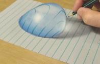 Yok Artık! Diyeceğiniz Şaşırtıcı 3D Çizim