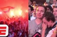 İngilizler Üzüntüden, Hırvatlar Sevinçten Çılgına Döndü