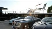 Bakanı Kör Edecek Kadar Şaşaalı Araba Koleksiyonu