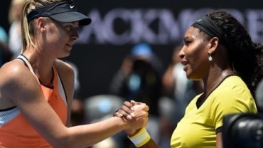 Serena Williams – Sharapova Maçı