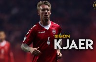Simon Kjaer Sevilla 2018 Performansı