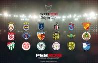 Yeni PES 2019 Türkiye Süper Ligi Yolculuğuna Çıkarıyor