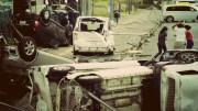 Jebi Tayfunu Japonya'yı Felç Etti…İşte O Görüntüler